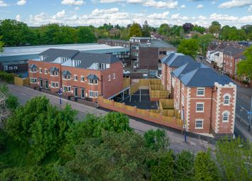 Thumbnail 3 bed town house for sale in Great Western Mews, Station Road, Warwick