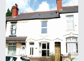 Thumbnail 2 bedroom terraced house for sale in Hellier Street, Dudley