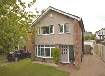 Thumbnail 3 bed detached house for sale in Fieldhead Drive, Guiseley, Leeds, West Yorkshire