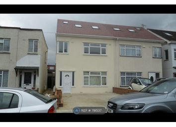 Thumbnail 5 bed flat to rent in Gledwood Drive, Hayes