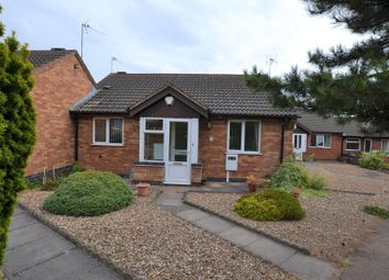 Thumbnail 2 bed semi-detached bungalow for sale in Highbridge, Sileby, Leicestershire