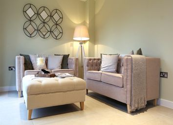 "Thumbnail 3 bed terraced house for sale in ""The Hadleigh "" at Hadham Grove, Hadham Road, Bishop's Stortford"