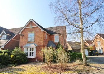 Thumbnail 3 bed detached house for sale in Bleasefell Chase, Boothstown, Worsley