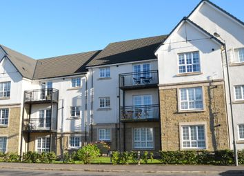 Thumbnail 2 bed flat for sale in 5 Crown Crescent, Larbert, Falkirk