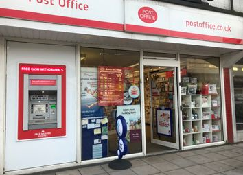 Thumbnail Retail premises for sale in Ashley Road, Parkstone, Poole
