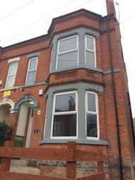 Thumbnail 7 bedroom shared accommodation to rent in Premier Road, Forest Fields, Nottinghamshire