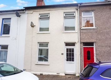Thumbnail 3 bedroom terraced house for sale in Dock Street, Penarth
