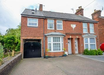 Thumbnail 4 bed semi-detached house for sale in Hythe Road, Willesborough, Ashford, Kent