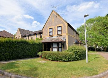 Thumbnail 1 bedroom end terrace house for sale in Grovelands Road, Rowe Court, Reading