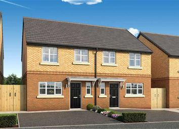Thumbnail 3 bed semi-detached house for sale in Plot 67, Skelmersdale