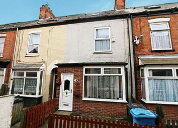 Thumbnail 3 bed terraced house for sale in Laurel Grove, Perry Street, Hull
