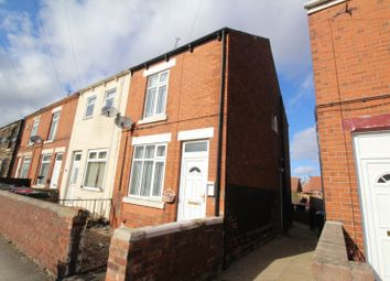 Thumbnail 2 bed end terrace house for sale in Silverdales, Dinnington, Sheffield, South Yorkshire