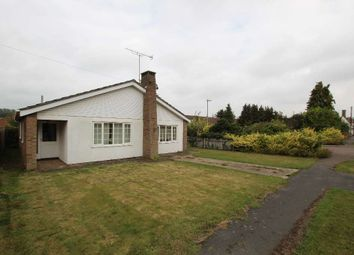 Thumbnail 3 bed bungalow to rent in West Street, Isleham, Ely