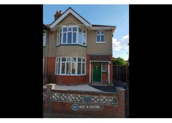 Thumbnail 3 bedroom semi-detached house to rent in Granby Grove, Southampton