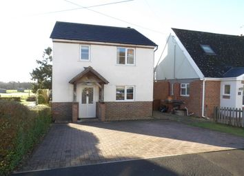 Thumbnail 3 bed detached house to rent in Hill View Road, Braishfield, Romsey