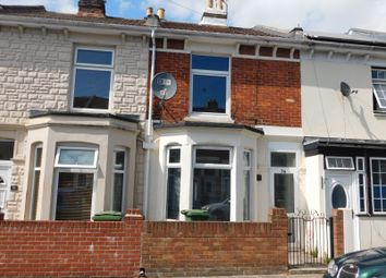 Thumbnail 2 bed terraced house to rent in Walden Road, Portsmouth
