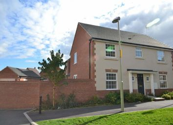 Thumbnail Property to rent in Wattisham Road Kingsway, Quedgeley, Gloucester