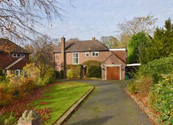 Thumbnail 4 bed detached house for sale in Greenhill Close, Godalming