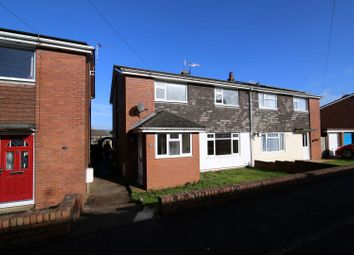 Thumbnail 4 bed semi-detached house to rent in Lime Kiln Road, Tiverton