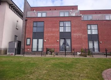 Thumbnail 2 bed town house to rent in Great Clowes Street, Salford, Greater Manchester