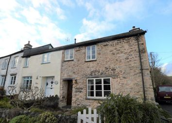 Thumbnail 3 bed end terrace house for sale in Higher Dean, Buckfastleigh, Devon