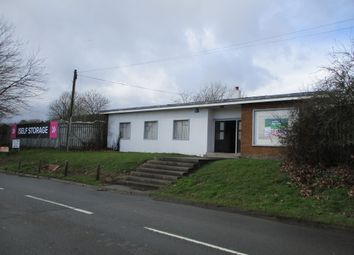 Thumbnail Office to let in Storage Compound/Yard And Detached Office Building, North Road, Bridgend Industrial Estate, Bridgend