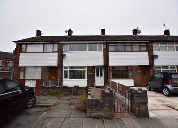 Thumbnail 3 bed terraced house for sale in Farnham Close, Leigh