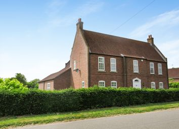 Thumbnail 7 bed detached house for sale in Main Road, Toynton All Saints, Spilsby
