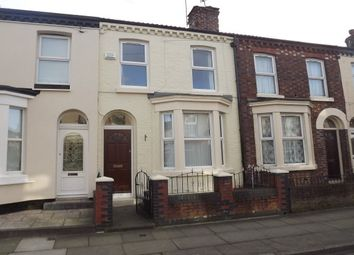 Thumbnail 3 bed terraced house to rent in Gladstone Road, Walton