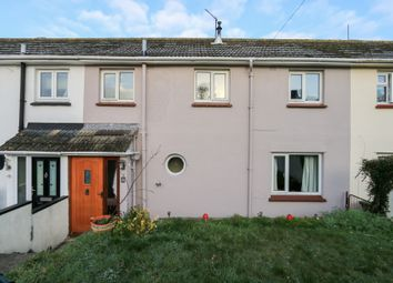 Thumbnail 3 bed terraced house for sale in Balmoral Close, Newton Abbot