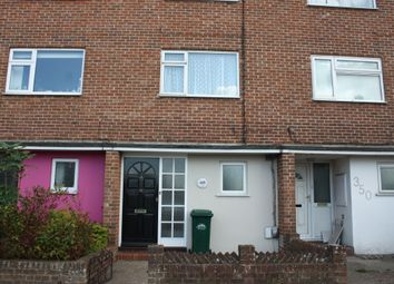 Thumbnail 4 bedroom terraced house to rent in Queens Park Road, Brighton