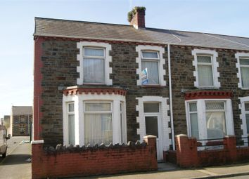 Thumbnail 3 bed end terrace house for sale in New Street, Aberavon, Port Talbot