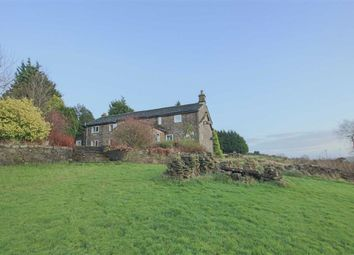 Thumbnail 3 bed farmhouse for sale in Heightside Lane, Crawshawbooth, Lancashire