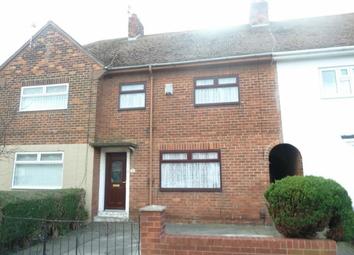 Thumbnail 3 bedroom property to rent in Runciman Road, Hartlepool