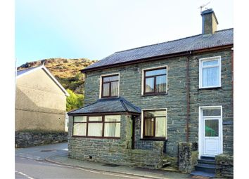 Thumbnail 3 bed semi-detached house for sale in Manod Road, Blaenau Ffestiniog