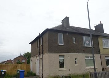 Thumbnail 2 bed flat to rent in Abbotsford Street, Falkirk