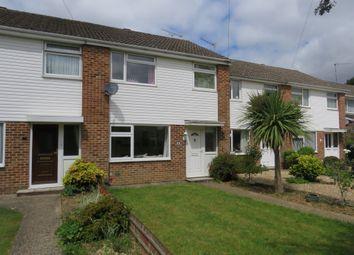 Thumbnail 3 bedroom terraced house for sale in Oakwood Close, Romsey