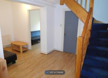 Thumbnail 4 bed flat to rent in Romilly Road, London