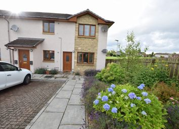 Thumbnail 2 bed flat for sale in North Avenue, Carluke