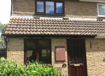 Thumbnail 1 bed end terrace house to rent in Reedling Close, Broadway