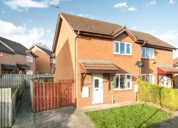 Thumbnail 2 bed semi-detached house for sale in Woodlands, Llandudno Junction, Conwy, North Wales