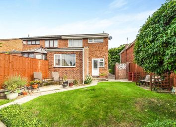 Thumbnail 3 bed semi-detached house for sale in Brindle Close, Marton-In-Cleveland, Middlesbrough