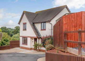 Thumbnail 4 bed detached house for sale in Brecon Close, Paignton, Devon
