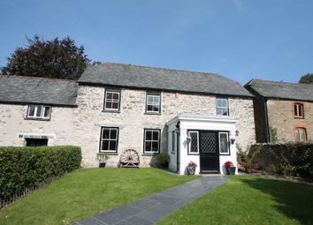 Thumbnail 4 bed farmhouse for sale in Larkham Lane, Plympton, Plymouth