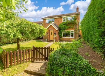 Thumbnail 4 bed detached house for sale in Horse Shoe Hill, Great Hormead, Buntingford