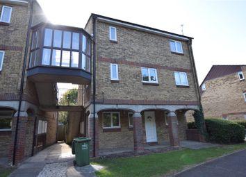 Thumbnail 1 bed flat for sale in Woodstock Gardens, Laindon, Basildon, Essex