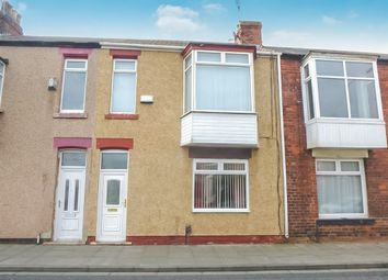 Thumbnail 3 bed terraced house for sale in West View Road, Hartlepool