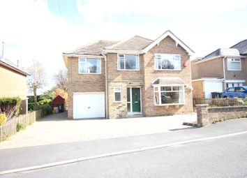 Thumbnail 4 bed detached house for sale in Long Fallas Crescent, Brighouse