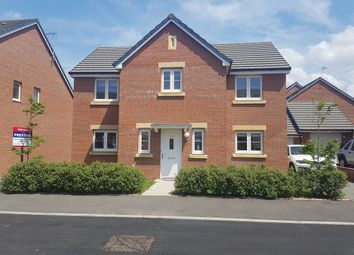 Thumbnail 4 bed detached house for sale in Clos Y Mametz, Newton, Porthcawl