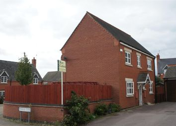 Thumbnail 3 bedroom detached house for sale in Far Pastures Road, Birstall, Leicester